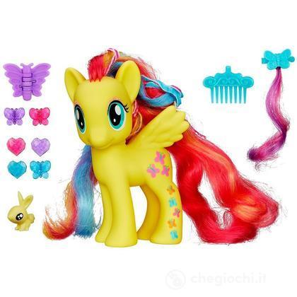 My little Pony Fluttershy - Criniera Magici Colori (A5933E24)