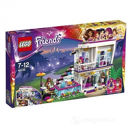 La casa della Pop Star Livi - Lego Friends (41135)