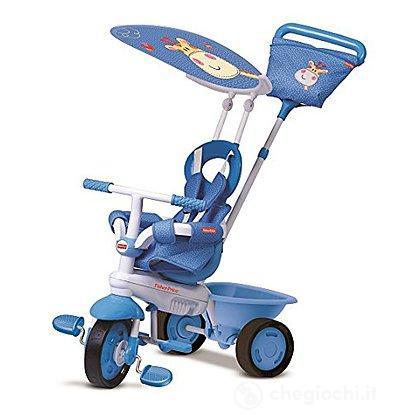 Triciclo élite Azzurro
