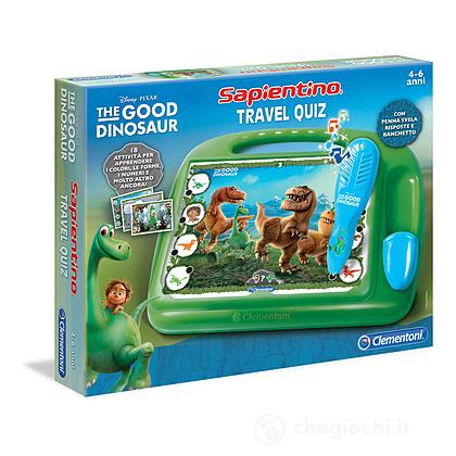 Sapientino Travel Quiz The Good Dinosaur (13368)