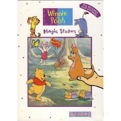 Magic Stickers - Winnie the Pooh