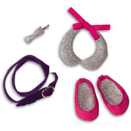 Scarpe e accessori capelli (BLW61)