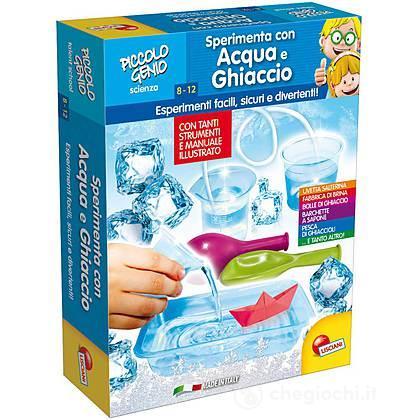 Piccolo Genio Esperimenti Con Acqua E Ghiaccio