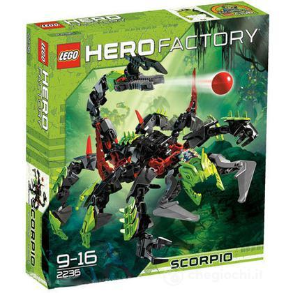 LEGO Hero Factory - Scorpio (2236)