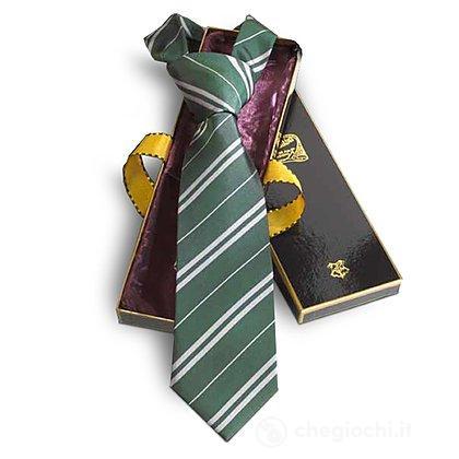 Harry Potter - Cravatta Serpeverde Deluxe (NN7623)