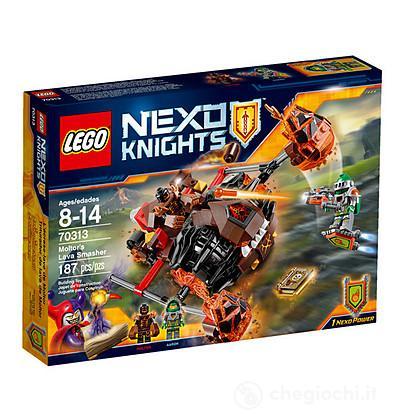 Lego 70313 Lo Spaccalava di Moltor