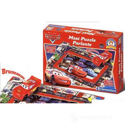 Sapientino maxi puzzle parlante Cars