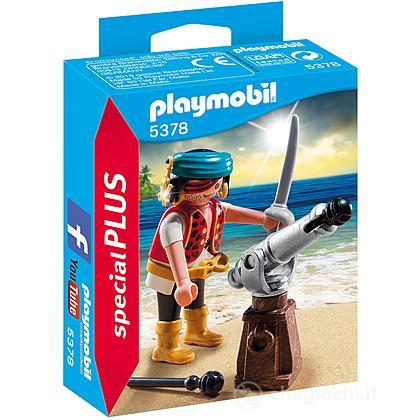 Pirata con archibugio 5378