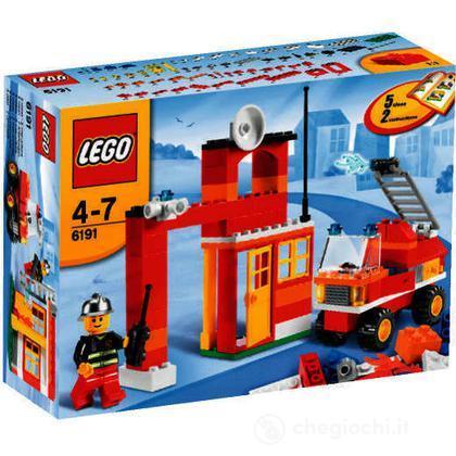 LEGO Mattoncini - Lego Costruzioni - Vigili del fuoco (6191)