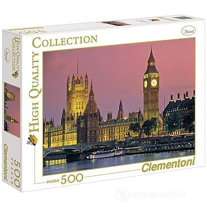 London 500 pezzi High Quality Collection (30378)