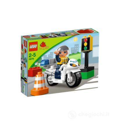 LEGO Duplo - Motocicletta della Polizia (5679)