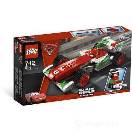 LEGO Cars - Francesco  versione deluxe (8678)