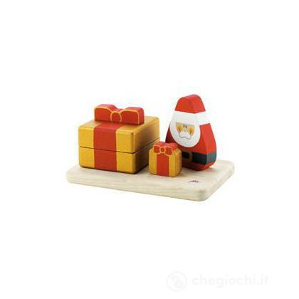 Portacandele pacchetto regalo