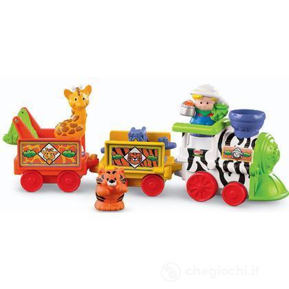 Treno zoo musicale Little People
