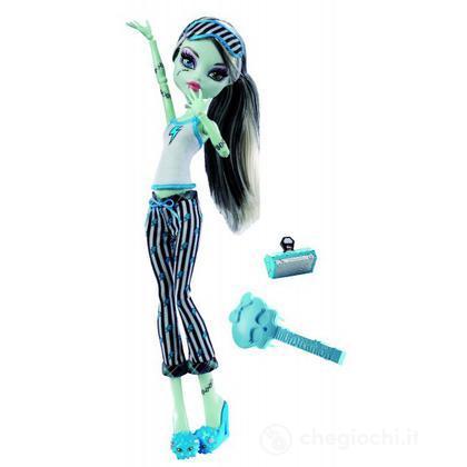 Monster High Doll notti da paura - Frankie Stein (T7975)