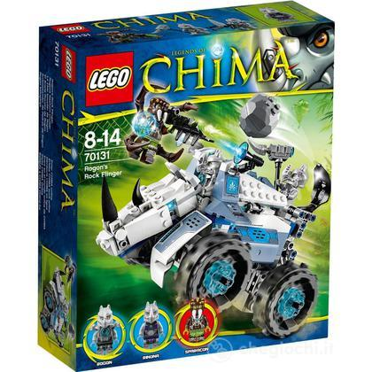 Il Lanciaroccie di Rogon - Lego Legends of Chima (70131)