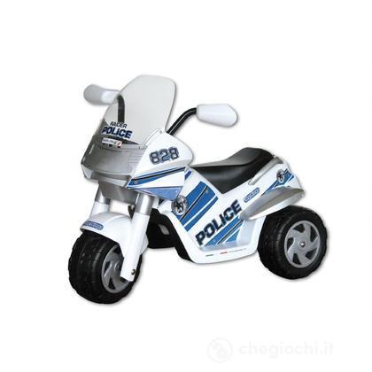 Moto Raider Police 6V (ED0910)
