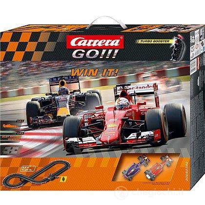 Pista Carrera GO! Win it!