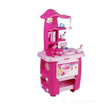 Cucina Elettronica Barbie - Italiano (2394)