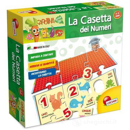 Carotina La Casetta Dei Numeri (43941)