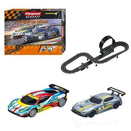 Pista Speed 'n race