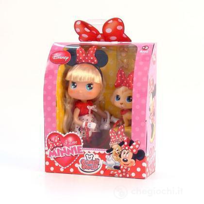 I Love Minnie Bambola e cucciolo (700010398)