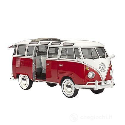 Furgone VW T1 Samba Bus (07399)