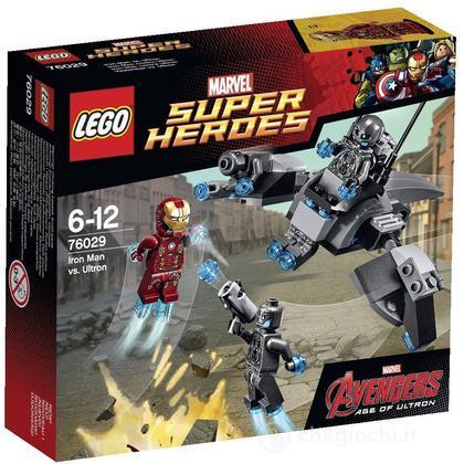 Iron Man vs Ultron - Lego Super Heroes (76029)