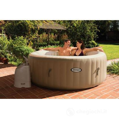 Piscina pure spa intex i 1 con sistema filtrante - Piscina gonfiabile amazon ...