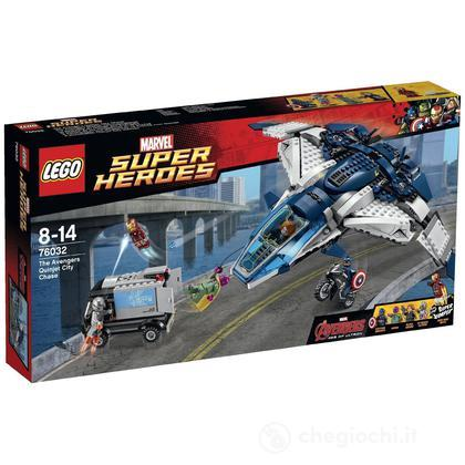 Avengers Quinjet City Chase - Lego Super Heroes (76032)
