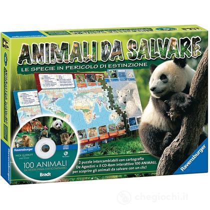 Animali da salvare + CD
