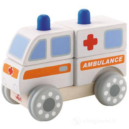 Componibile Ambulanza