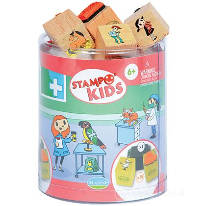 Stampo Kids - Veterinario