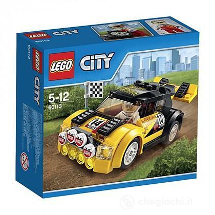 Auto da rally - Lego City Great Vehicles (60113)