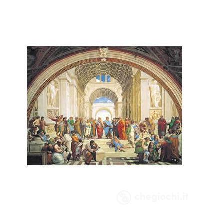 Raffaello: Scuola di Atene 1000 pezzi