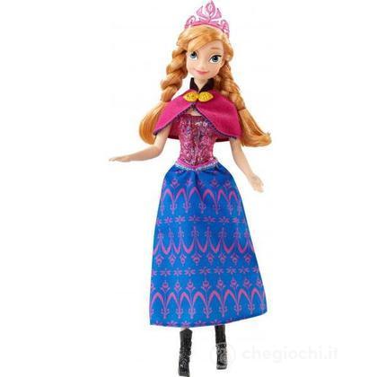 Anna - Frozen sorelle musica incantata (Y9966)