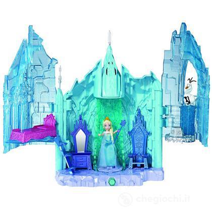 Castello delle Luci di Ghiaccio (BDK38) con Elsa e Olaf