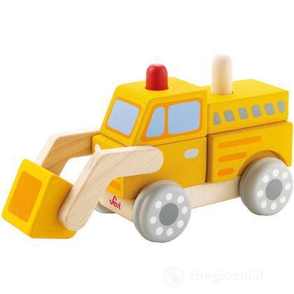 Componibile Bulldozer