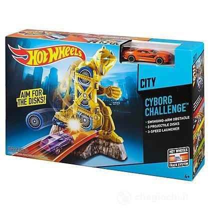 Piste acrobatica cyborg challenge (CDK81)