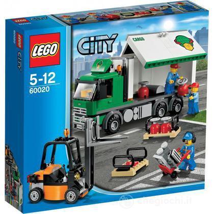 Camion merci - Lego City (60020)