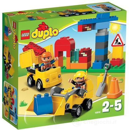 Il mio primo cantiere - Lego Duplo (10518)