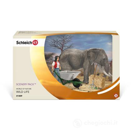 Set Cura Elefante (41409)