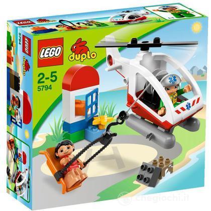 LEGO Duplo - Elicottero di pronto soccorso (5794)