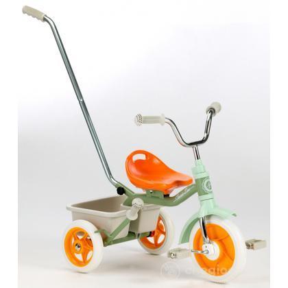 Triciclo 10 Classic touring passenger - Verde