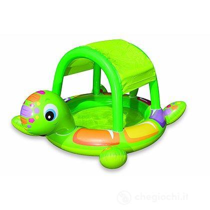 Piscina per bambini a forma di tartaruga (57410)