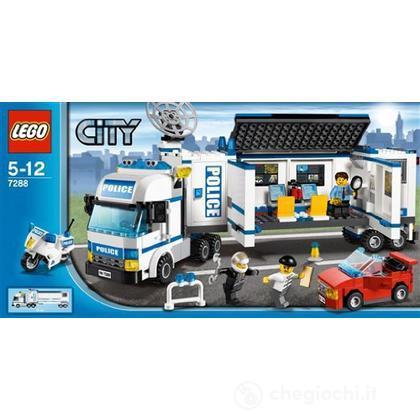 LEGO City - Unità mobile della Polizia (7288)