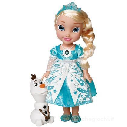Frozen Principessa Elsa con Luci e Suoni GPZ18476