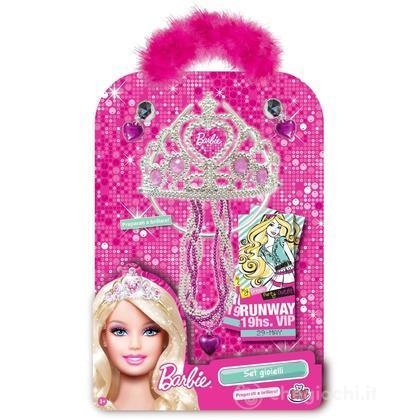 Set Magici Gioielli con Diadema Barbie (GG00410)