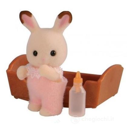 Bebè coniglio cioccolato (3410)