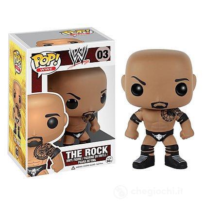 WWE The Rock Personaggio Vinile